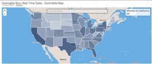 Zoomable Map of USA