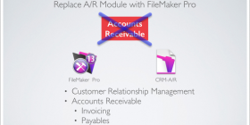 Replace other accounting functions with FileMaker