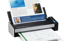 Picture of a Fujitsu Scanner