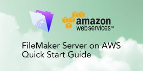 FileMaker Server on Amazon Web Services