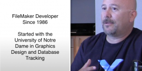 FileMaker Developer Interview Christo Lowe – Excelisys