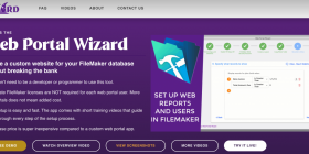 Create a custom website for your FileMaker database without breaking the bank